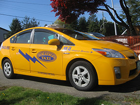 yvr to surrey taxi services