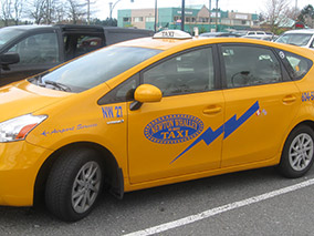surrey to yvr taxi services