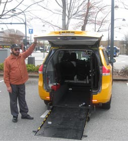Taxi Services in White Rock, Cloverdale, Ladner, Delta